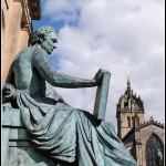 Statue of David Hume, Edinburgh