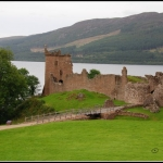 Urquhart castle, Scotland Highlands