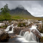 Glencoe  Highlands Scotland