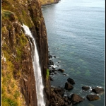 Kilt Rock and Mealt waterfall
