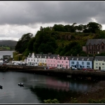 Portree Horbour Isle of Skye,  Scotland