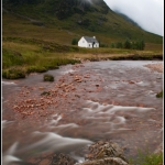 Buachaille Etive Mor cottage house