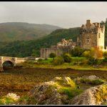 LAND20 -  Eilean Donan castle, Scotland