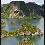 LAND09 - Halong Bay, Vietnam