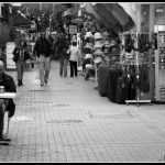 Streets if Nicosia, Cyprus