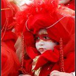 POT01 - Carnival Faces
