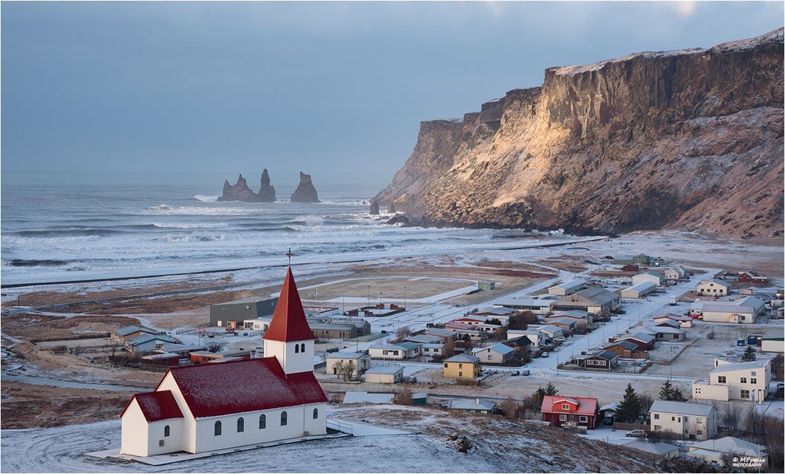 VIK Village, ICELAND